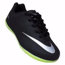 Chuteira Futsal Infantil Nike Mercurial Vortex Fg-r