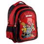 Mochila Infantil Angry Birds Escolar De Costas Abm502203