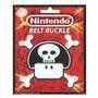 Belt Buckle Super Mario Mushroom 96-950-530