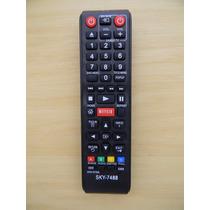 Controle Remoto Dvd Blue-ray Samsung Ak59-00153a