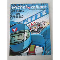 Michel Vaillant - 24 Horas Sob Pressão - Asa Público - 2014
