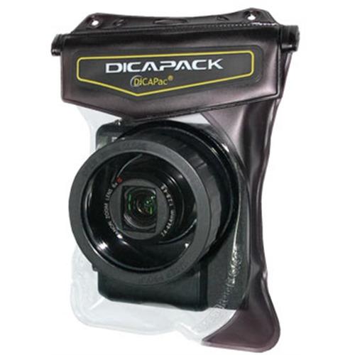 Capa Impermeável P / Câmera Digital C / Zoom Wp - 610