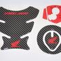 Protetor Tanque Tankpad + Bocal + Mesa M2 Moto Honda Xre 300