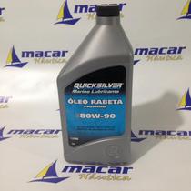 Oleo Rabeta Motor De Popa Mercury Premium Sae 80w 90