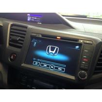 Central Multimidia Aikon Honda Civic 2012 Ate 2014
