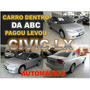 Civic Lx 1.7 Automatico Ano 2005 - Financiamento Facil