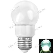 Lâmpada Com 25 Leds E27 5w 400lumens Ac 85 ~ 265v Branca