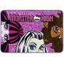 Tapete Orient Mattel Para Sempre Monster High Menina Jolitex