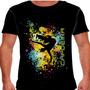 Camiseta Capoeira Mortal Masculina