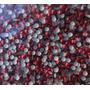 Tachinha Irisada Ab Fruta Cor 2mm Pct Com 300 Unidades