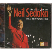 Cd Neil Sedaka - The Show Goes On - Novo***