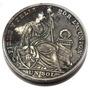 Moeda De Um Sol Republica Peruana 1926 Em Prata 500 M0940