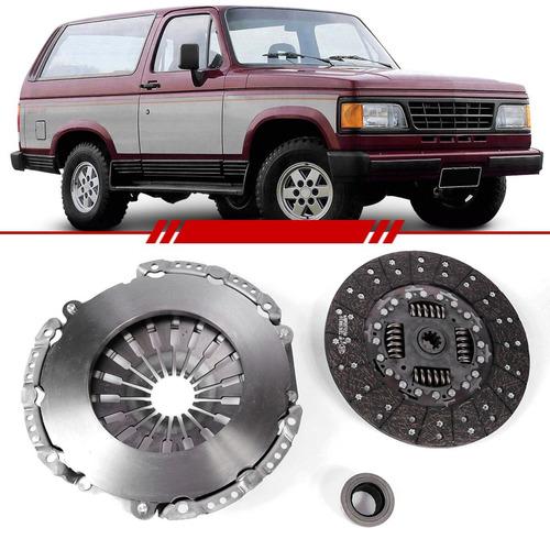 Kit De Embreagem Chevrolet D20 Bonanza 96 95 94 93 92 2.5l