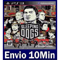 Sleeping Dogs Digital Edition Ps3 Código Psn
