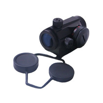Mira Holográfica Mini Red Dot 1x30 Trilho 17mm A 22mm