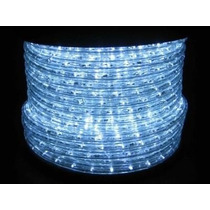 Mangueira Luminosa Led Alto Brilho 110/127v Branco Alumbra