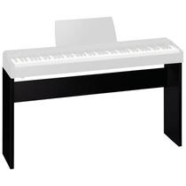 Estante Para Modelo De Piano Digital F-20 Roland Preta