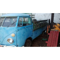Vw Bus Kombi 74 Pick-up Para Restauro