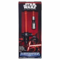 Star Wars Ep Vii Sabre De Luz Eletronico - Kylo Ren - Hasbro