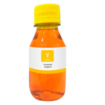 Refil Tinta Original P/ Bulk Impressora Xp 204 -120ml Yellow