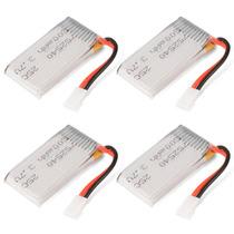 Usb Charger 4x 3.7v 500mah Lipo Bateria Para Cx-30/31/6048f