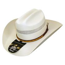 Chapéu Country Americano Lona Rendado - Dallas Bs-00248