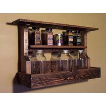 Raque Rústico Para Molhos - Cozinha Molhos/pimentas/temperos