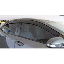 Calha Chuva Toyota Corolla Sedan 2015 4 Portas Tgpoli 27.007