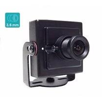 Mini Camera Alta Resoluçao Digital Sony 1000 Linhas 1/3 D/n