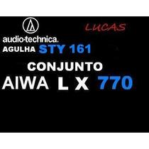 Agulha Aiwa L X 770 Audio Technica S T Y 161 O R I G I N A L