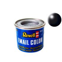 Tinta Revell Preto Seda 14ml Rev 32302