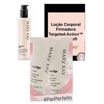 Kit Labios De Seda E Loção Firmadora Target Mary Kay