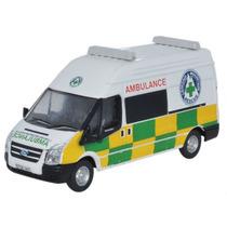 Ford Transit Modelo - Boi Diecast Mountain Rescue Lomond