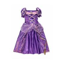 Fantasia Disney Rapunzel Enrolados Tangled 2/3 Anos