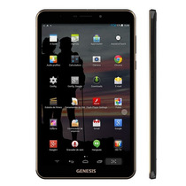 Tablet Genesis Gt-8410 4core Celular 3g + Tv Hd 8gb Brindes