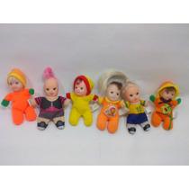 Mini Bonecas Fofolete Da Estrela E Outros