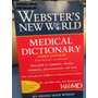 Livro Websters New World Medical Dictionary - L0