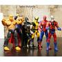 Super-herói, Batman, Wolverine A Coisa Brinquedos 6 Pçs/