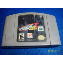 International Super Star Soccer 2000 Original Nintendo 64 Ok