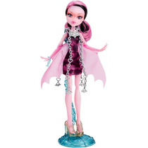 Boneca Monster High Assombrada Draculaura - Mattel