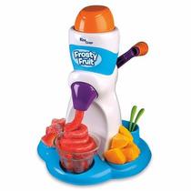 Brinquedo Fabrica De Sorvete Frosty Fruit Multikids Infantil