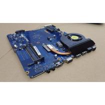 Placa Mãe Notebook Samsung Rv415 Proc. Amd E-350 Integrado