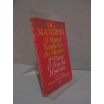 Livro O Maior Vendedor Do Mundo 2ºparte Og Frete Grati