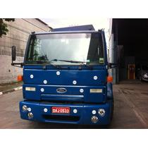 Munck 12000 Ford Cargo 1417 2001 Suspensão À Ar Hbz Vw