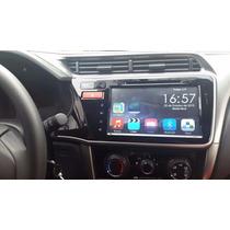 Kit Central Multimidia Honda City 15 16 Phonelink Tv Bt Gps
