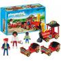 Playmobil Summer Fun - Trenzinho Com Crianças 5549 - Sunny