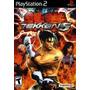Tekken 5 - Patch Ps2 (frete Único)
