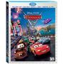Disney Carros 2 - Blu-ray 3d + 2 Discos Blu-ray + Dvd