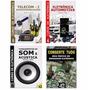 Livros Telecomunicação, Automotivo, Som E Acústica