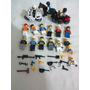 Lote Peças,bonecos,moto, Lego